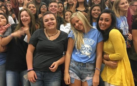 School year kicks off with loud assembly