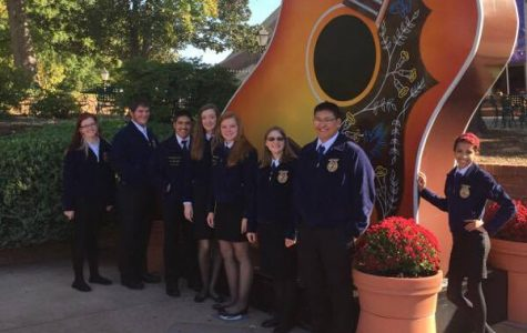 West students find FFA National Convention to be educational fun