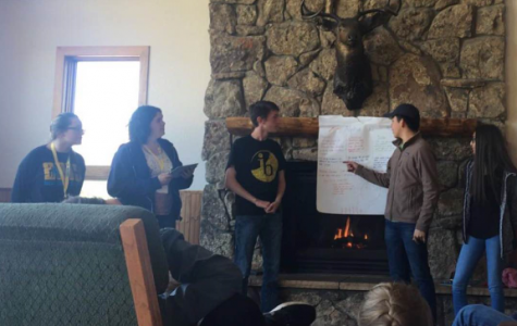 IB juniors travel to Estes Park for Group 4 science project