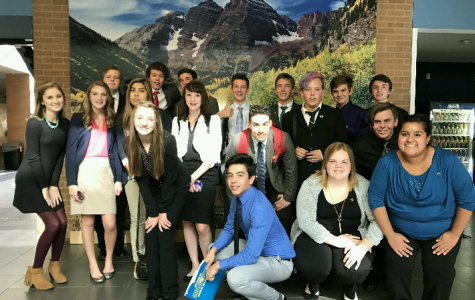 DECA celebrates regional successes