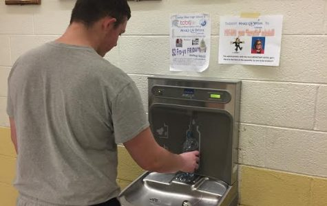 New water station keeps students hydrated