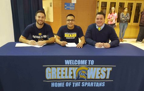 Spartans sign to play college sports