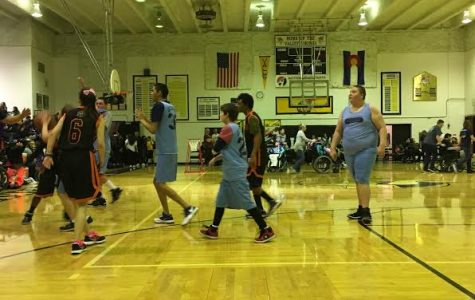Special Olympics basketball hopes for win today
