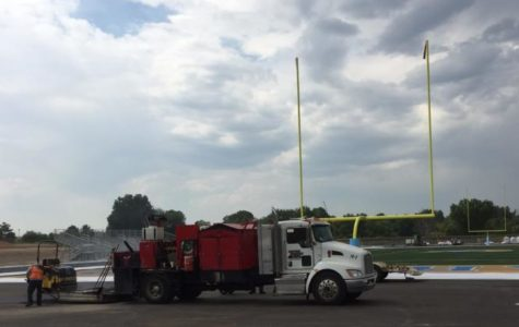 Coming soon: new field open for business in two weeks