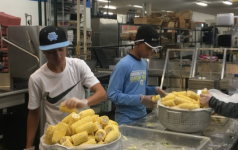 West students contribute to Farm to School food program