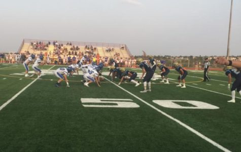 Football wins first two games