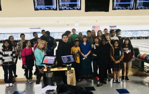 West Special Olympians enjoy bowling competition