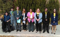 Eight Spartans qualify for DECA's State Competition