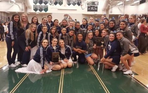 Poms, Cheers win league title at Fossil Ridge
