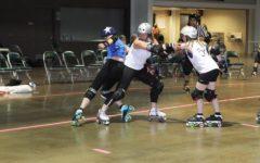 Junior finds balance in roller derby arena