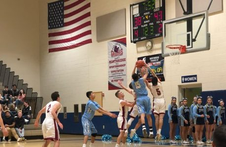 Boys basketball team looks to build on 3-0 week