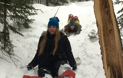 APES students mix fun with learning on snowy field trip