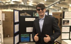 West science students earn money at science fair