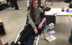 Spartans donate blood for second time this year
