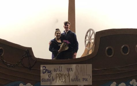 Promposals bring additional fun to senior formal