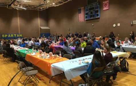 Sweet amount of students honored at breakfast