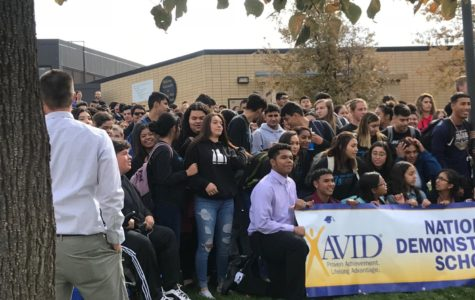 Greeley West remains AVID Demo School after visit