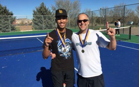 Torrezes win tennis tournament