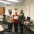 Local group honors West art teacher