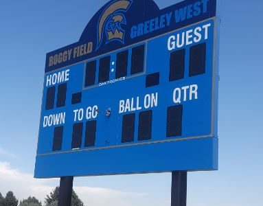 The scoreboard at the multi-purpose turf field already has the Roggy name on it.  It will be made official next Wednesday.