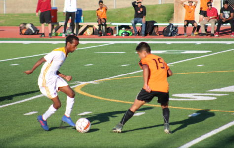 Soccer team drops opener to cross-town rival