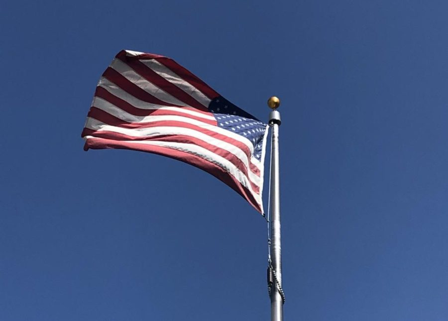 Old Glory wont be the flags nickname if the country continues down this path.