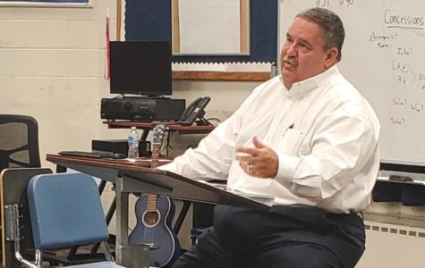 Greeley West government students get opportunity to visit with mayor