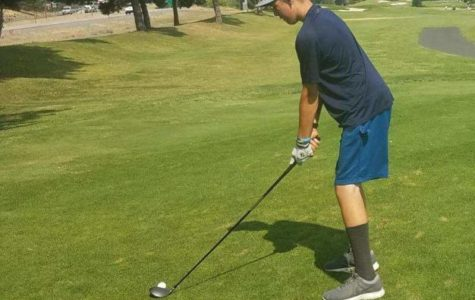 Golfer finds improvement on course as season ends