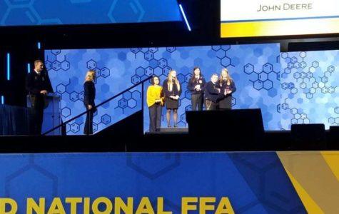Blue FFA Jackets, lifelong memories leave national runner-up humbled