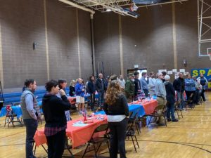 West does its part to honor veterans with special breakfast