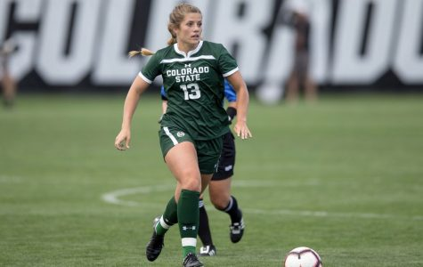 Caaley Lordemann is a Greeley West graduate who finished her collegiate career at CSU playing soccer.  She hopes to be a professional soccer player soon.