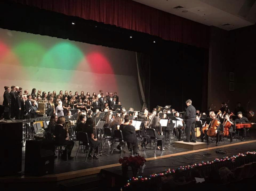 The Greeley West arts programs showed off their skills during their Winter Gala this December.