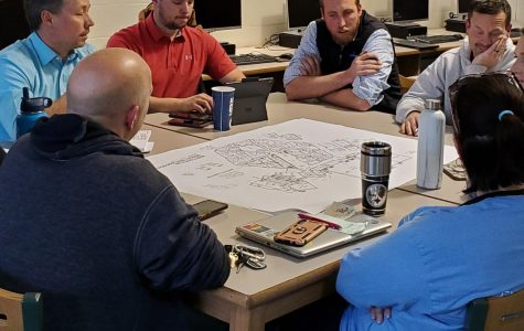 West teachers, staff share ideas for new school with architects