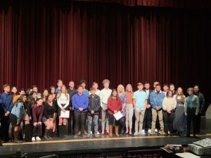 IB students celebrate milestones through long-standing tradition