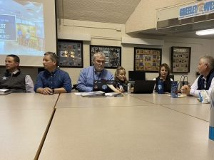 Committees search for ways new building can improve education