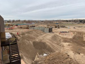 Construction crews are hard at work building a new version of Greeley West.  Science teacher Mr. Zach Armstrong believes the West community should start thinking about a better version inside the walls, as well.