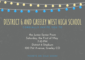 District 6 moves forward with West Prom plans